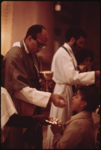 Father George H. Clements, Holy Angels Parish (1970)