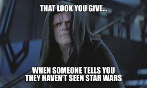 Star Wars Meme 1